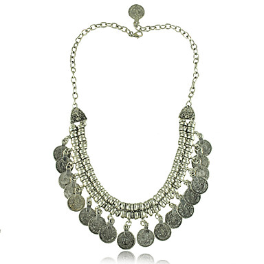 Damen Personalisiert Retro Euramerican Halsketten Aleación Halsketten . Hochzeit Party Besondere Anlässe Geburtstag Verlobung Geschenk