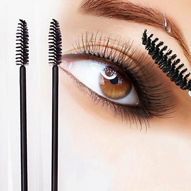 10st zwarte spiraal staaf wimpers kaarden hulpmiddel