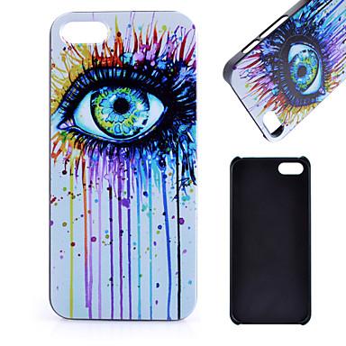 bril patroon pc materiaal mobiele telefoon geval voor iphone 5c iphone hoesjes