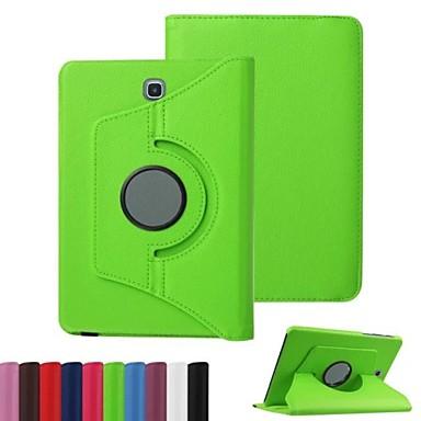 tok Για Samsung Galaxy Tab S2 9.7 Tab S2 8,0 Samsung Galaxy Θήκη με βάση στήριξης Ανοιγόμενη Πλήρης Θήκη Συμπαγές Χρώμα PU δέρμα για Tab