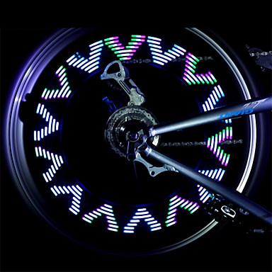 Φώτα Ποδηλάτου / Μπροστινό φως ποδηλάτου / Πίσω φως ποδηλάτου LED - Ποδηλασία Αδιάβροχη / anti slip Επίπεδες μπαταρίες 500lm Lumens
