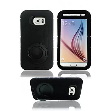 tok Για Samsung Galaxy Samsung Galaxy Θήκη Ανθεκτική σε πτώσεις με βάση στήριξης Πίσω Κάλυμμα Πανοπλία PC για S7 edge S7 S6 edge S6 S5 S4