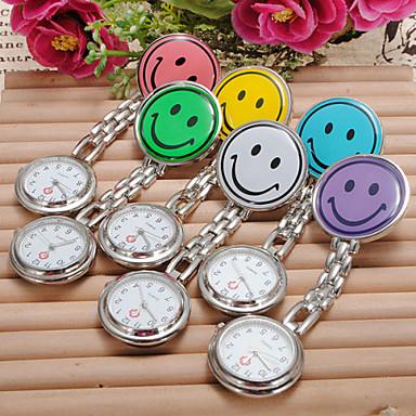 Kadın's Bilek Saati Quartz Gündelik Saatler Alaşım Bant Analog Şeker Moda Gümüş - Yeşil Mavi Pembe Bir yıl Pil Ömrü