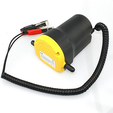 12v o fluido óleo diesel extractor scavenge transferência troca carro bomba de moto