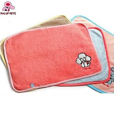 Σκύλος Κρεβάτια Κατοικίδια Κουβέρτες Φορητό Στολές Ηρώων Καφέ Κόκκινο Μπλε Ροζ Για κατοικίδια