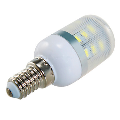 YWXLIGHT® 810 lm E14 E26/E27 Lâmpadas Espiga T 24 leds SMD 5730 Decorativa Branco Quente Branco Frio AC 110-130V AC 220-240V