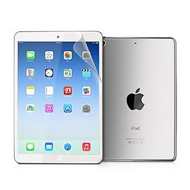 apple ipad hava yüksek çözünürlüklü ultra ince şeffaf ekran koruyucusu