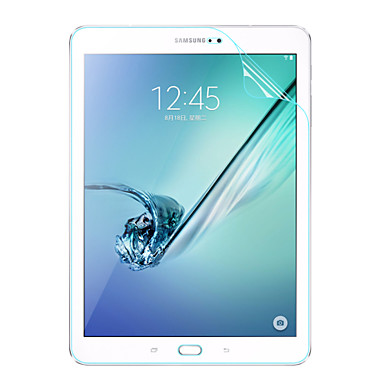 Screenprotector Samsung Galaxy voor PET Voorkant screenprotector High-Definition (HD)