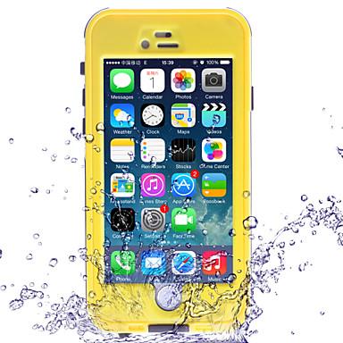 caso da tampa snowproof sujeira à prova de choque à prova d'água para Apple iPhone 6