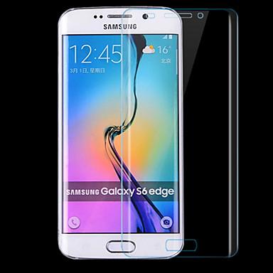 esfera transparente cobertura total à prova de riscos de filme de aço de vidro à prova de impressão digital suave hd para Samsung Galaxy