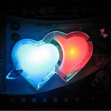 kétágyas szerelem színes led éjszakai fények
