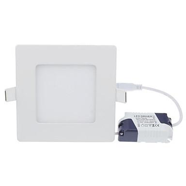 HRY 3000/6500 lm Φωτιστικό Πάνελ 15 leds LED Υψηλης Ισχύος Θερμό Λευκό Ψυχρό Λευκό