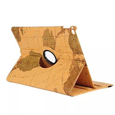 Capinha Para iPad Mini 4 Com Suporte Origami Rotação 360° Capa Proteção Completa Cenário PU Leather para iPad Mini 4