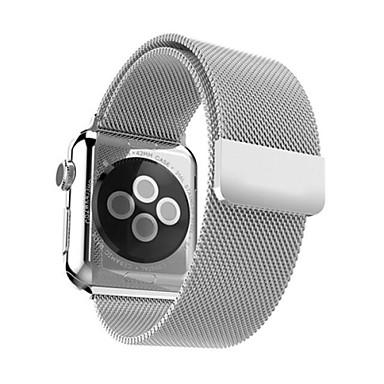 Παρακολουθήστε Band για Apple Watch Series 3 / 2 / 1 Apple Μιλανέζικη Πλέξη Ανοξείδωτο Ατσάλι Λουράκι Καρπού