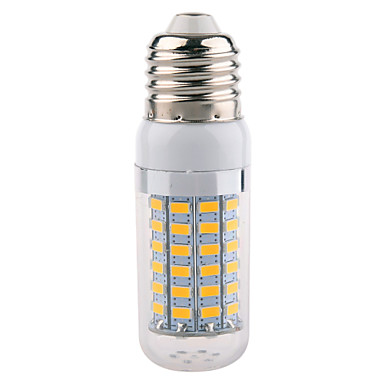 ywxlight® e14 g9 gu10 e26 / e27 led-maïslampen 69 smd 5730 1600 lm warm wit koud wit decoratief ac 220-240 ac 110-130 v