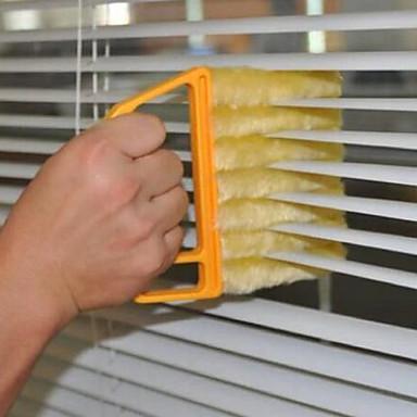 Gadget μπάνιου Φιλικό προς το περιβάλλον Δημιουργικό Συνηθισμένο Υφασμα Πλαστική ύλη 1 τμχ - Καθρέφτης Σφουγγάρια και πλυντήρια