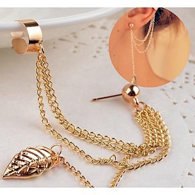 Σκουλαρίκι Χειροπέδες Ear Κοσμήματα 1pc Γάμου / Πάρτι / Καθημερινά / Causal / Αθλητικά Κράμα Γυναικεία
