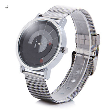 levne Pánské-Pánské Náramkové hodinky Unikátní Creative hodinky Křemenný Stříbro Analogové 2# 3# 4#