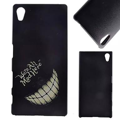 geschilderd pc telefoon geval voor Sony Xperia Z5