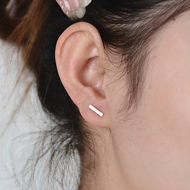 Femme Boucles d'oreille goujon - Style Simple, Mode Or / Argent Pour Quotidien / Décontracté