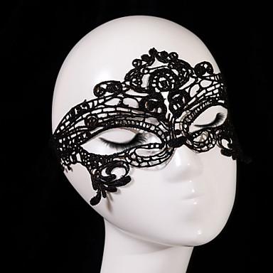 Csipke Fejfedők maszkok with Virág 1db Esküvő Különleges alkalom Sisak
