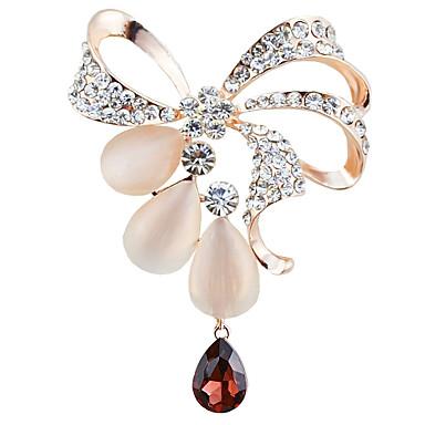 Dames Legering Wit Paars Blauw Sieraden Bruiloft Feest Dagelijks Causaal Kostuum juwelen