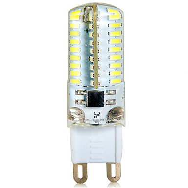 YWXLIGHT® 580 lm G9 2-pins LED-lampen T 72 leds SMD 3014 Decoratief Warm wit Koel wit AC 220-240V