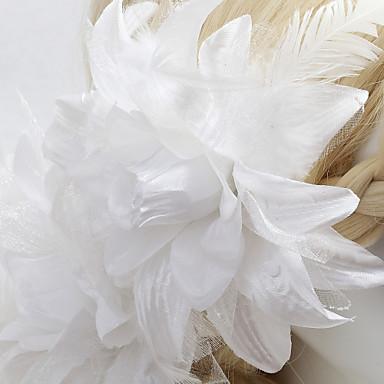 stof haarspelden bruiloft / feest 2 stuks elegante klassieke vrouwelijke stijl