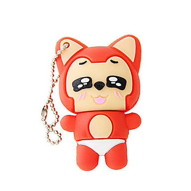 cartoon speelgoed model usb 2.0 flash memory stick pen drive thumb u disk16gb