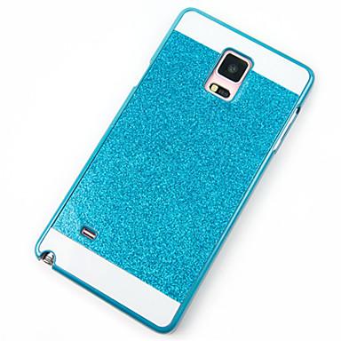 Voor Samsung Galaxy Note Schokbestendig hoesje Achterkantje hoesje Glitterglans PC Samsung Note 5 / Note 4 / Note 3