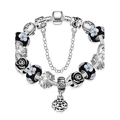 Dames Bedelarmbanden Vintage Armbanden Verzilverd Legering Sieraden Feest Dagelijks Causaal Kostuum juwelen