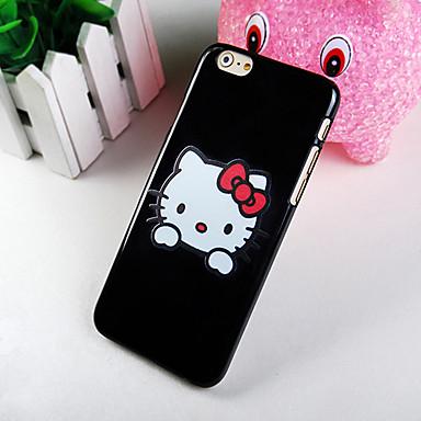 de kat patroon full colour harde Cover Case voor iphone6 plus / 6s plus