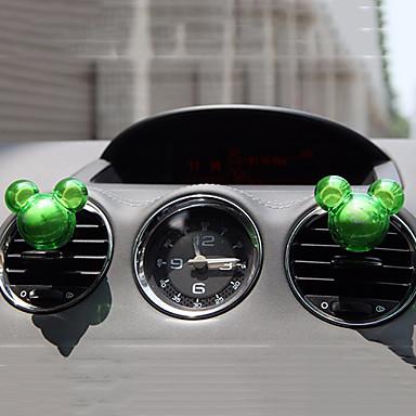 2pcs forma aleatória carro fragrância ventilar o ar de ambientador de saída de perfume
