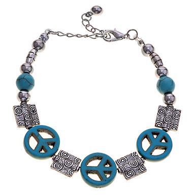 Heren Vintage Armbanden Uniek ontwerp Modieus Verzilverd Anderen Sieraden Feest Dagelijks Causaal