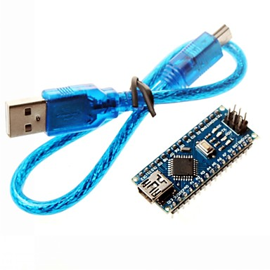 nano 3,0 atmel ATmega328P mini-usb board w / usb-kabel voor Arduino