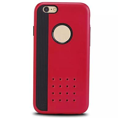 stoere slanke armor dekking mobiele telefoon terug gevallen voor de iPhone 6 plus (assorti kleur)