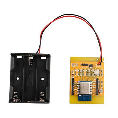 esp8266 ESP-12 seriële wi-fi industriële stabiele versie een volledige test bord vol io leads