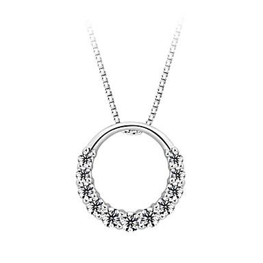 Dames Hangers Sterling zilver Hangers , Bruiloft Feest Dagelijks Causaal