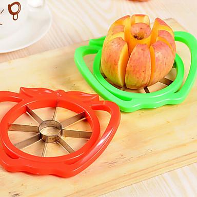 1 stuks Cutter & Slicer For voor Fruit RVS Hoge kwaliteit / Creative Kitchen Gadget / Milieuvriendelijk