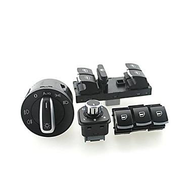 janela farol iztoss interruptor VW Passat B6 jetta golf mk5 mk6 cc 5nd941431b / 5nd959857 / 5nd959855 / 5nd959565a 6conjunto