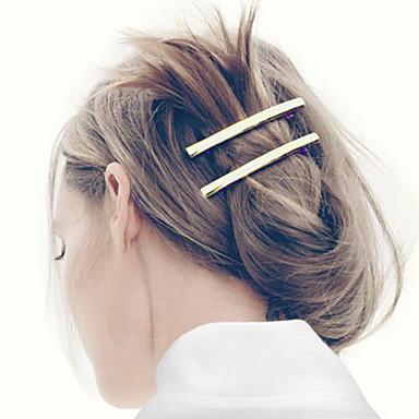 Bruiloft / Feest / Dagelijks / Causaal - Haarspelden (Legering , Zoals Op De Afbeelding)