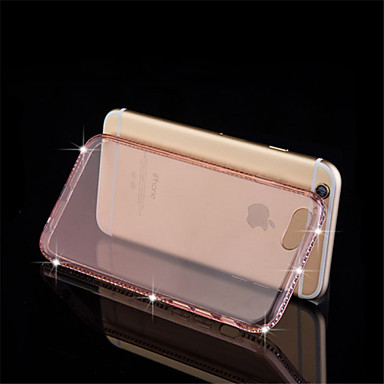 TPU 6 diamantini Transparente retro Per Tinta Con iPhone 04769996 Per Morbido iPhone per iPhone 6 8 Plus 8 Plus iPhone iPhone Apple unica Custodia ROvwq6vp