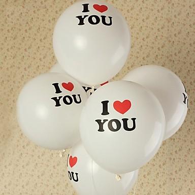 10pcs ballons boule de latex décorations de mariage baloons perles ballon à air pour ballons d'anniversaire de mariage balon
