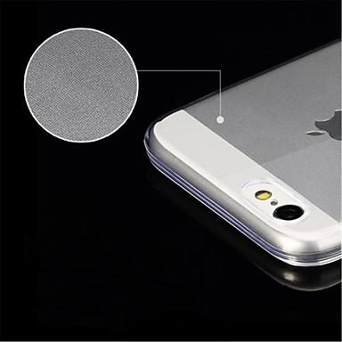 hoesje Voor iPhone 6 Plus Achterkantje Zacht Siliconen voor iPhone 6s Plus iPhone 6 Plus