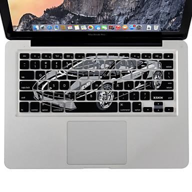 XSKN laptop toetsenbord siliconen deksel huid beschermer voor MacBook Pro / MacBook Air 13