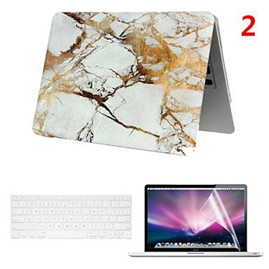 Capa para MacBook Mármore Plástico para MacBook Air 13 Polegadas