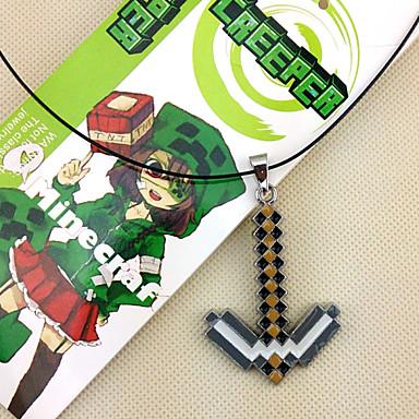 Meer Accessoires geinspireerd door Cosplay Cosplay Anime Cosplayaccessoires Meer Accessoires / Kettingen Legering Heren / Dames