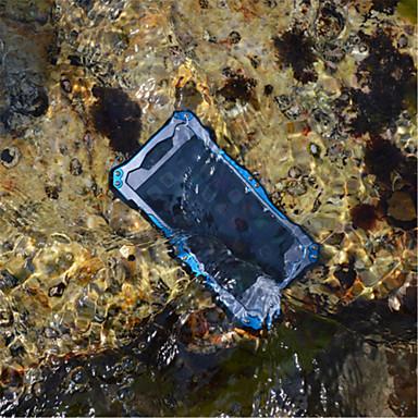 Недорогие Кейсы для iPhone-г-просто алюминиевого сплава подводная фотография случай протектор экрана водонепроницаемый оболочка для iphone 6 / iPhone 6с 4.7