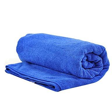 ziqiao microfiber car schoonmaakdoekje wash handdoek producten stof instrumenten (160 * 60cm)