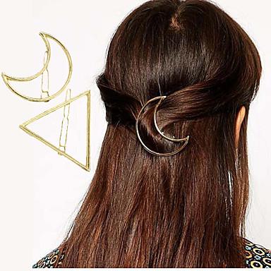 Women's Alloy Hair Clip Flower